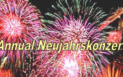 Annual Neujahrskonzert 2015