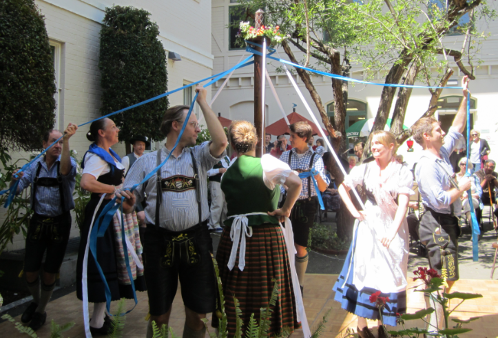 MAIFEST – Sunday May 31, 2015 Noon-4pm