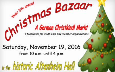 Christmas Bazaar 2016